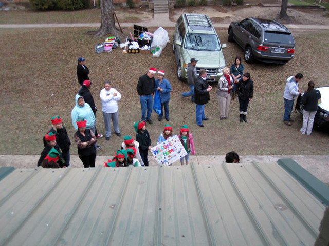 Elves in Disguise 2011 - The Big Reveal!