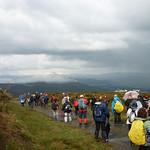 Encuentro de grupos de montaña del occidente de Asturias y la Mariña Lucense. Organiza Peña Tallada (Ribadeo)
