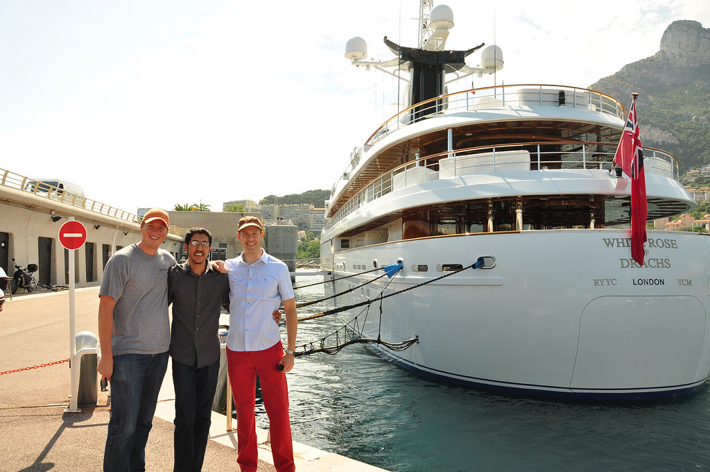 GPS Spoofing of Superyacht | The University of Texas team, f