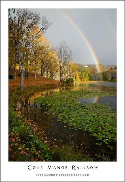 Cone Manor Rainbow
