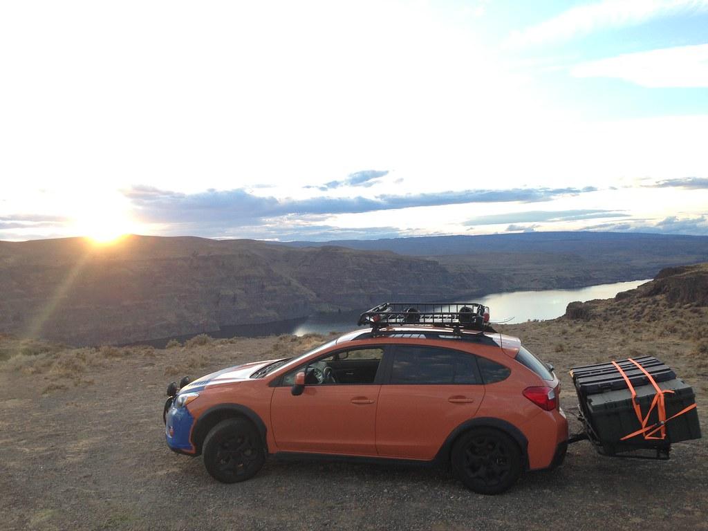 Subaru Crosstrek Hitch >> Subaru Crosstrek Ecohitch Hidden Ecohitch Trailer Hitch Fo
