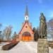 Eavangeline, Grand Pre, Nova Scotia - HDR 2