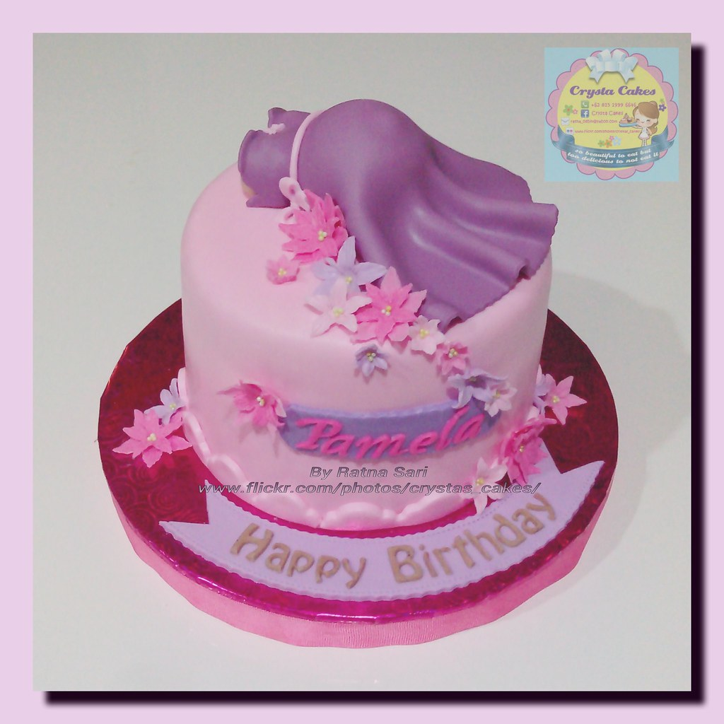 A Birthday Cake For Pregnant Woman