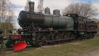 SJ(Swedish Railways) E 900 made in 1907