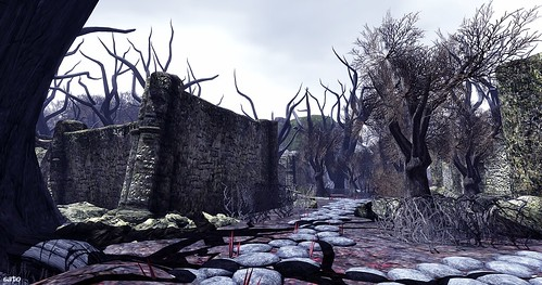 Fantasy Faire 2014 - Mourningvale Thicket - I *Reposted with a reason! *   by Caitlin Tobias