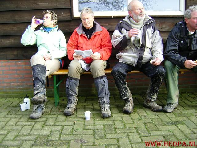 Baarn 40 Km    22-11-2008 (74)