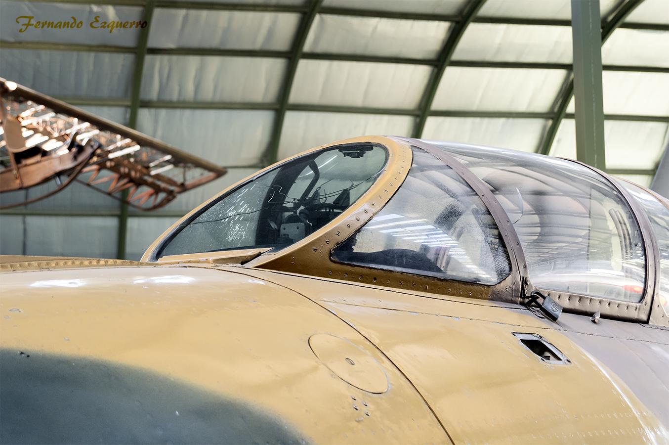 Hispano Aviación HA-220 (A-10C) Súper Saeta