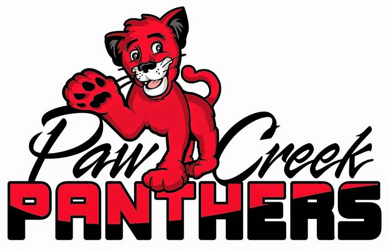 Paw Creek Elementary Logo