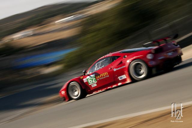 Ferrari 458 Italia, GT