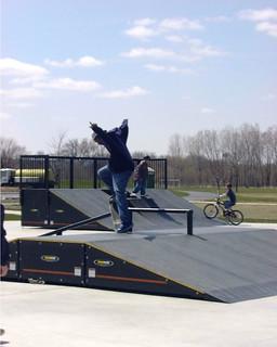 Indian Boundary Skate Park | by Bolingbrook Parks