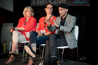 Allison Outhit, Jacquelyn Brioux, Brent Bain   by nxne2013