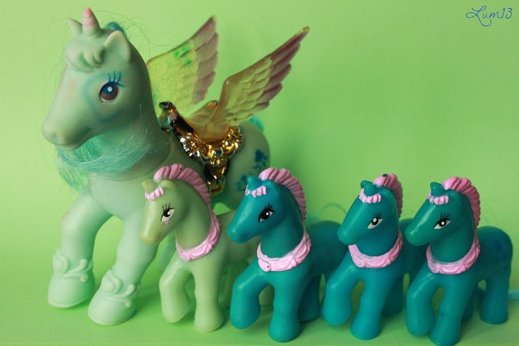 FA - MLP G2 fakies: Chap mei ponies | My Little pony G2 faki