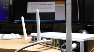 wireless router | by Sean MacEntee