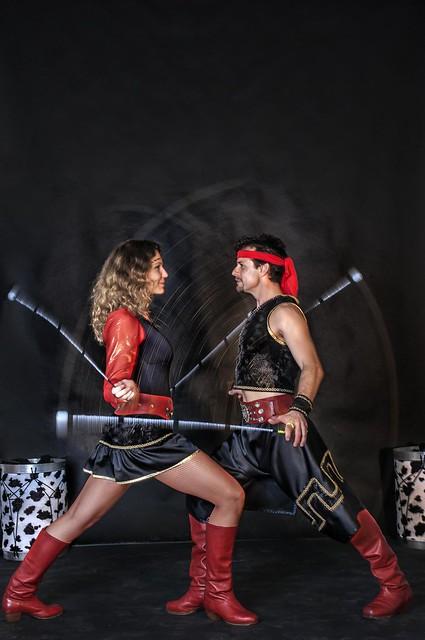 Duo Boleadores - Milton&Gala
