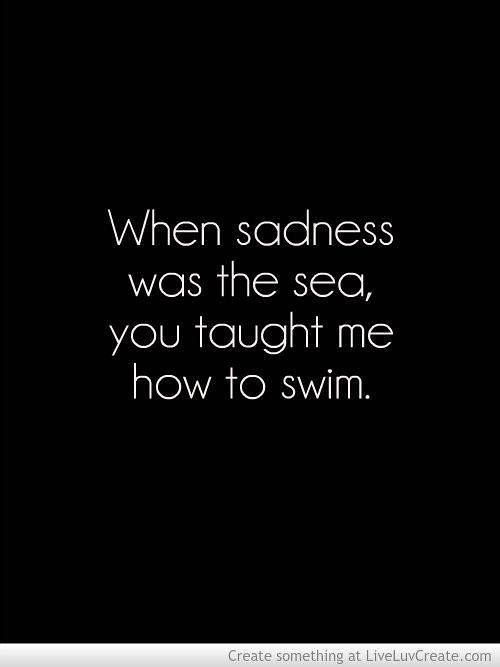 Hurt Quotes Love Relationship When Sadness Was The Sea Flickr