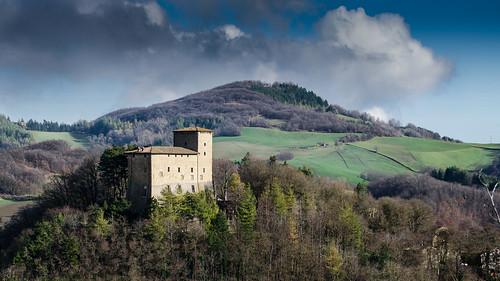 Pellegrino Parmense Castle (Parma) - Italy | by MattC77