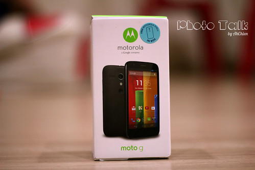 MotoG box | by PhotoTalk By AhChien