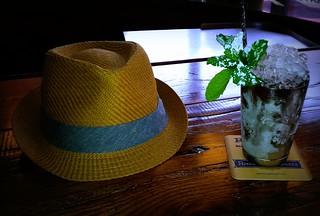 Mint Julep & Hat | by cizauskas