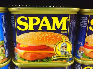 Spam #Spam | by JeepersMedia