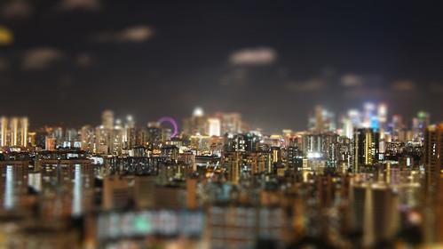 Singapore Night | by aViaTioNuT