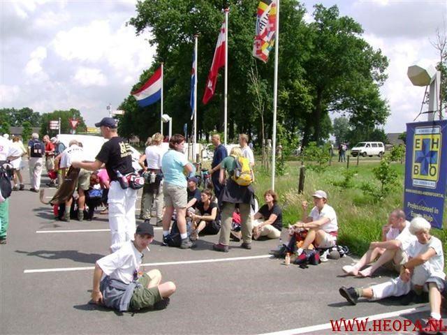 1e dag Amersfoort  40 km  22-06-2007 (34)