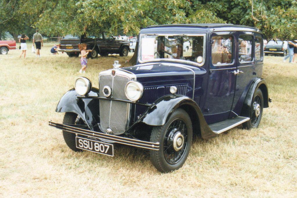 Morris 10/4 - SSU 807