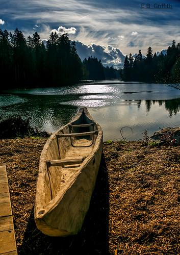 nature bay scenic canoe pugetsound washingtonstate woodardbay sunnywinter eos6d hendersoninlet nikcolorefexpro4