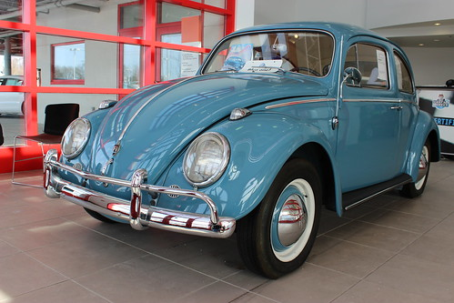 Volkswagen Beetle | by Jacob Frey 4A