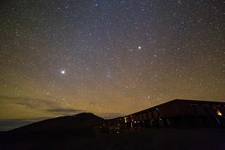 Night Sky over Paranal