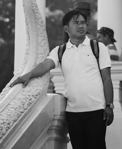 Image of people at Royal Palace, Phnom Penh, Cambodia (1) | by Sreejith Vijayakumar