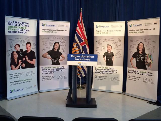 BC's Organ Donor Registry reaches 1 million