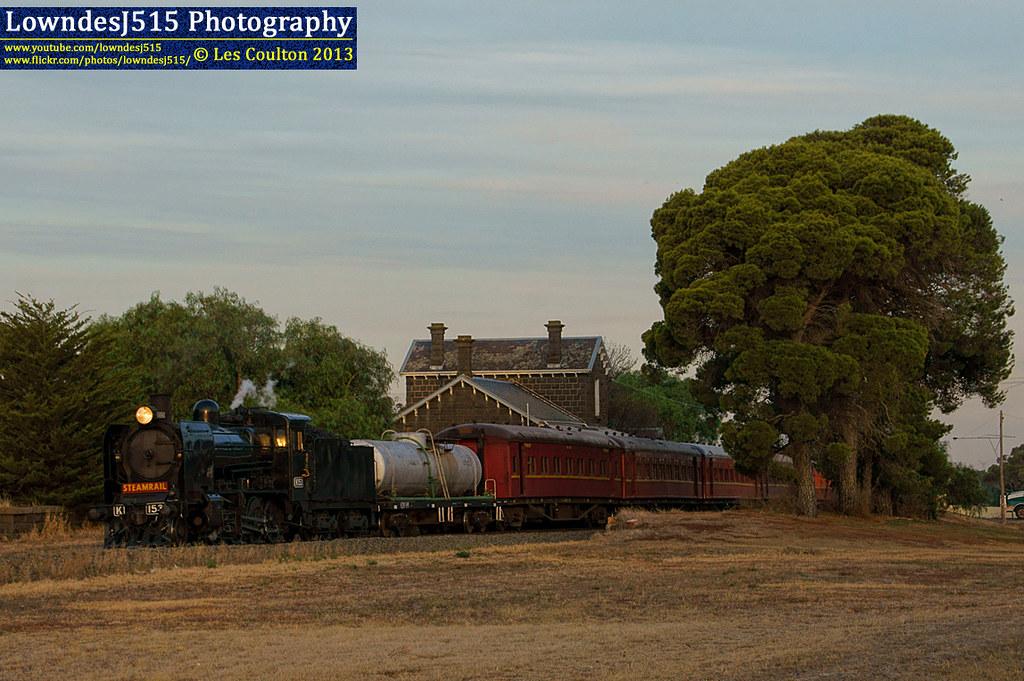 K153 at Bannockburn by LowndesJ515