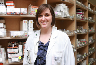 Hospital clinical pharmacist selected for competitive traineeship   by Army Medicine