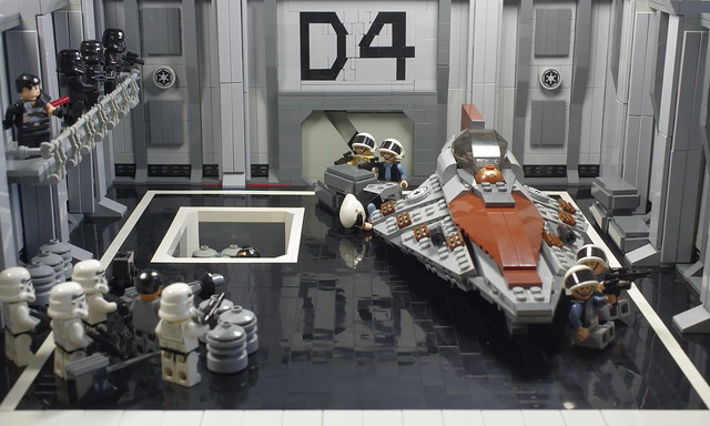 The Force Unleashed - Hangar D4