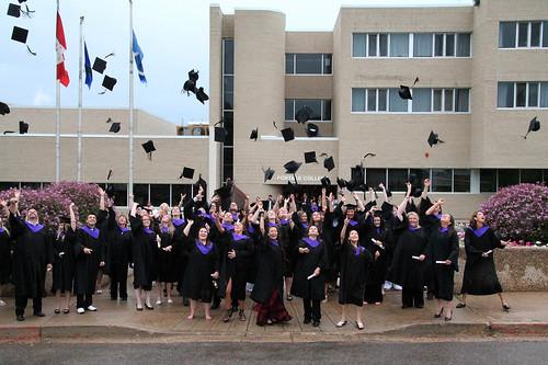 Hats off to the graduates!