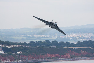Avro Vulcan B.2 | G-VLCN (XH558) | Vulcan to the Sky Trust | by Kyle Greet