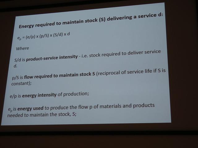 DI_20150709 035007 ISIE plenary WalterStahel EnergyRequiredToMaintainStock