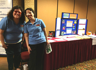 Disability Caucus booth | by KYEA Photos