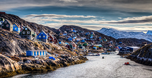 Kangaamiut, Greenland | by bredsig