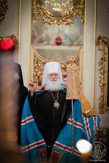 Литургия в Покровском соборе 600