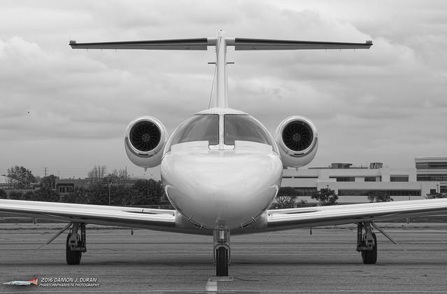 Cessna Citation CJ3 N418CS