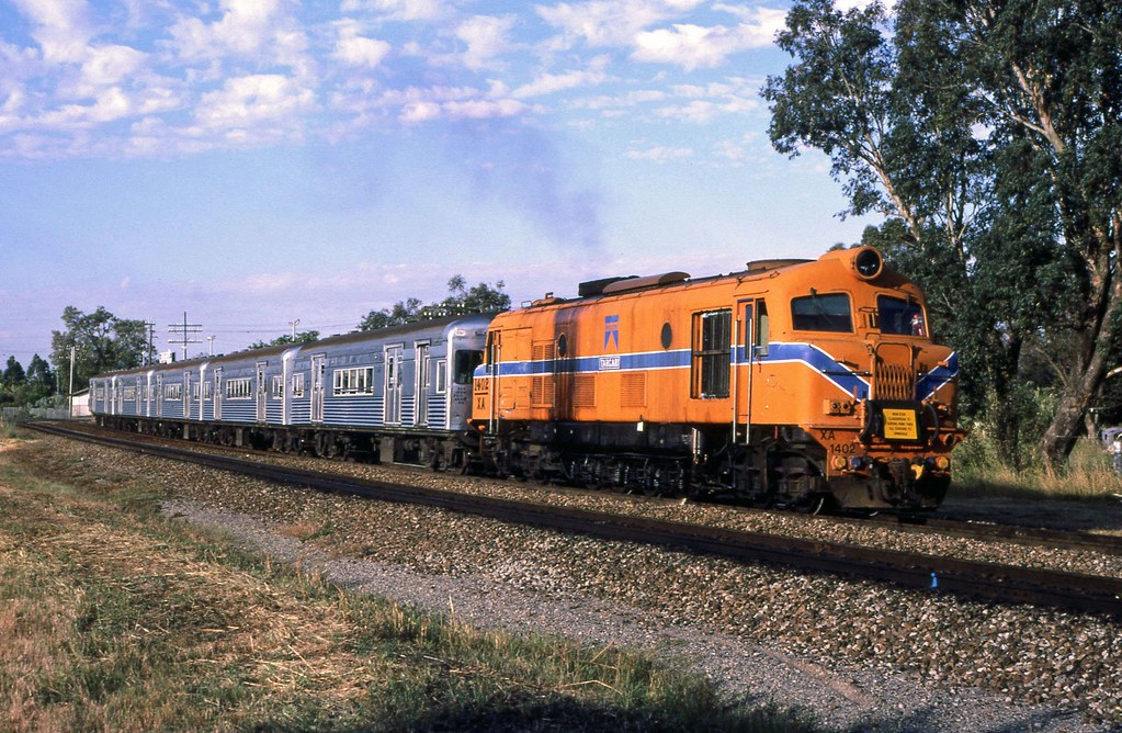 XA1402 suburban passenger Stokely by 8888transportpix