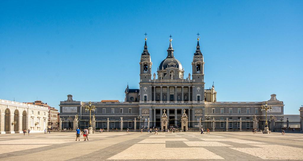 Almudena Cathedral, Madrid, Spain | Mark Klinchin | Flickr