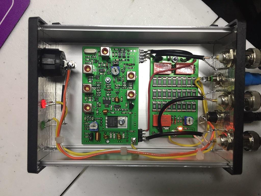 Assembling UT5JCW 2m transverter (xvtr)  | kihwal | Flickr