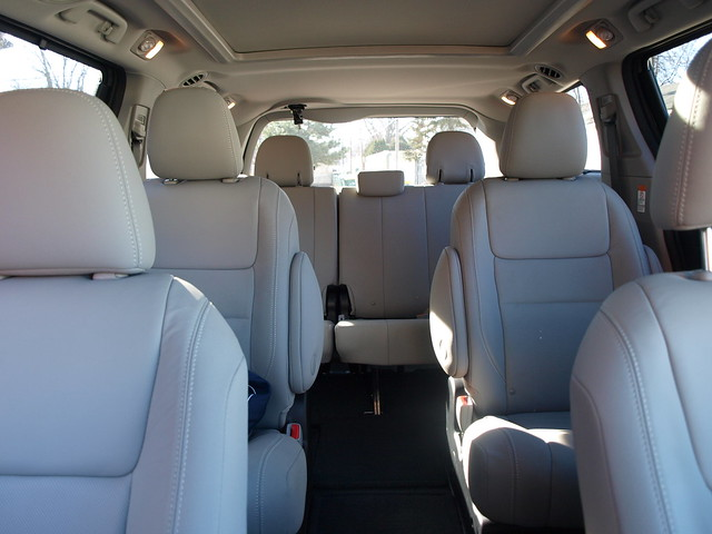 2017 Toyota Sienna Limited AWD