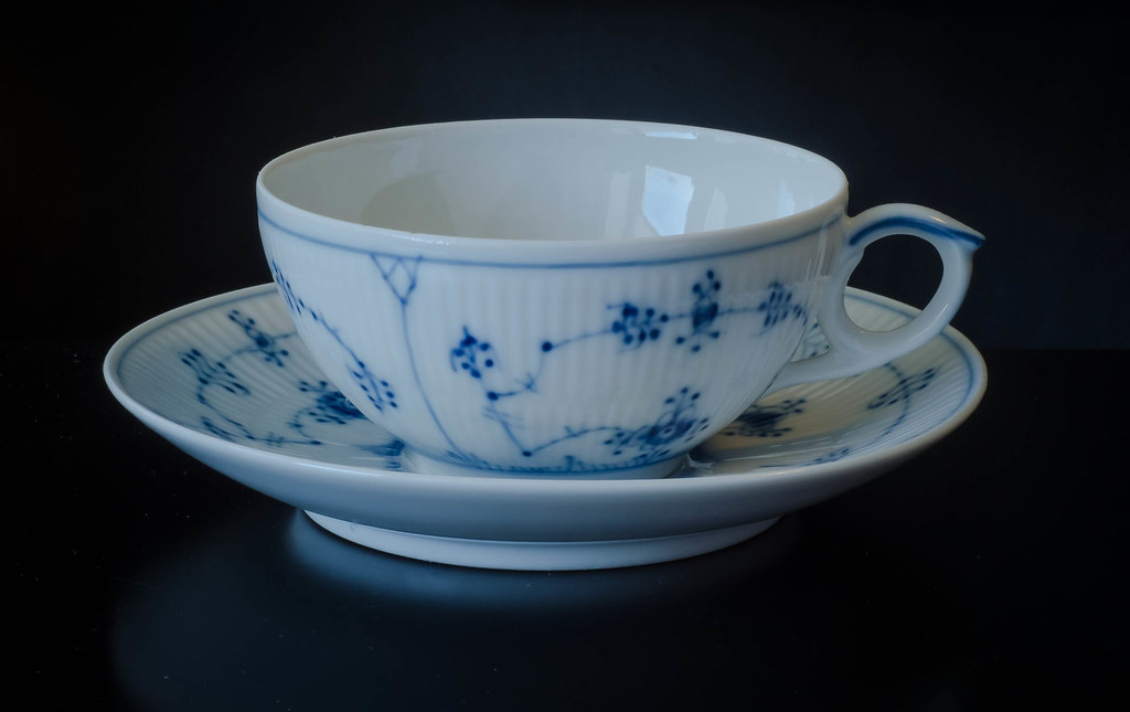 Royal Copenhagen tea cup