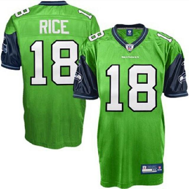 45eab8642 ... Day 10: Favorite Uniform: Seahawks' Neon Green Jerseys @seahawks  @sidthekid18 #