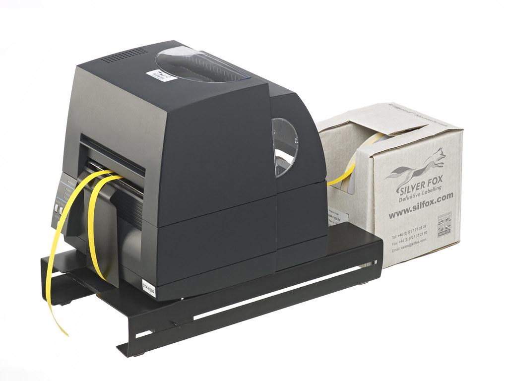 d2b3213cda5f ... Silver Fox Cable Labels - Silver Fox Plug'N'Play Thermal Printer | by