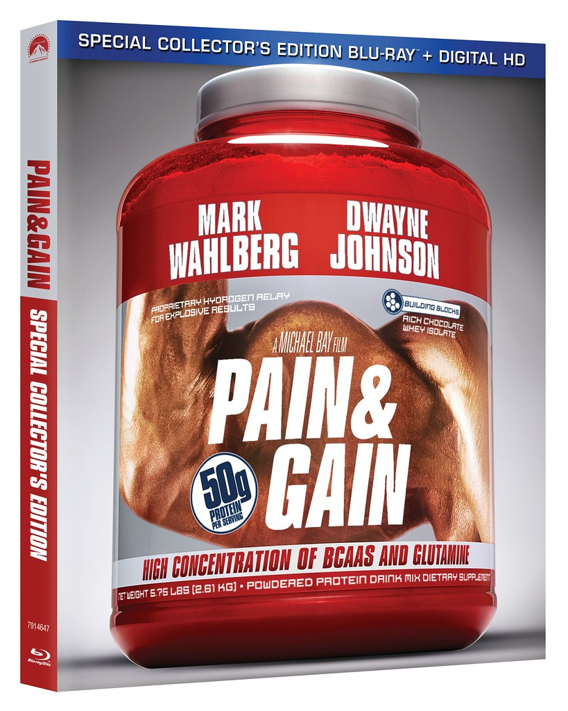 Pain & Gain Special Collector's Edition Blu-ray | Michael Bay | Flickr