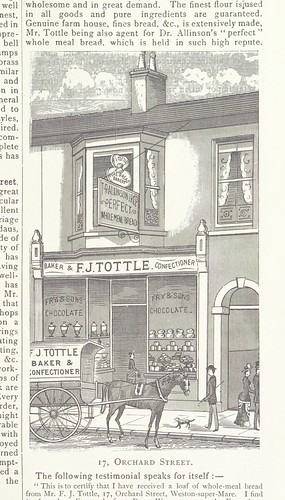 "British Library digitised image from page 67 of ""Where to buy at Weston-super-Mare. An illustrated local trades' review. By the Editor of the 'Agents' Guide' ... with illustrations of the West of England"" 